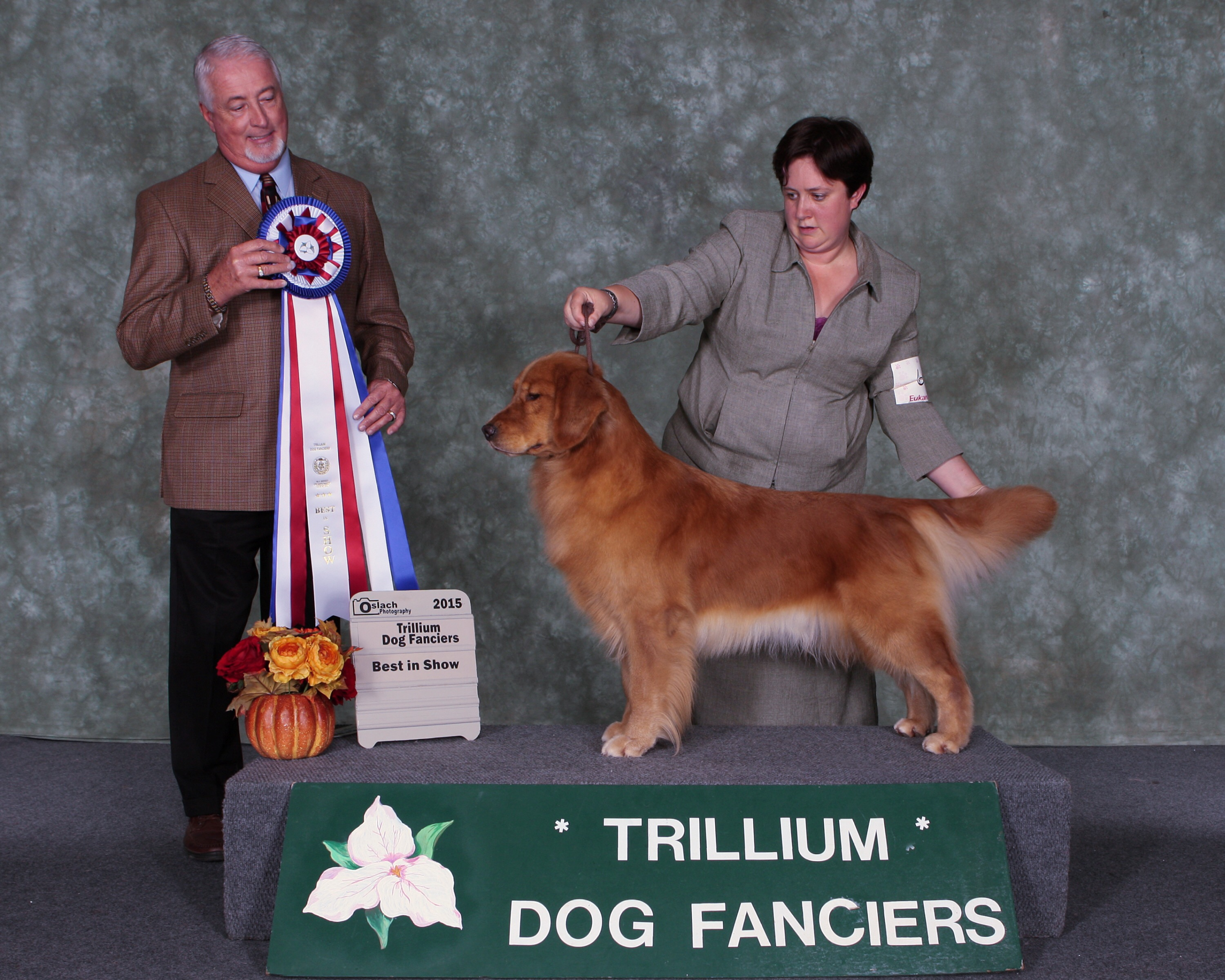 Best in Show under esteemed judge Dr. Steven Keating (Texas, USA)